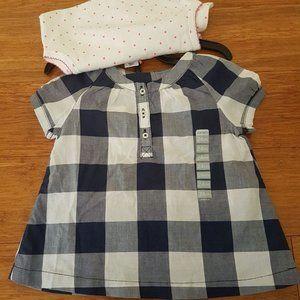 Clothing Set_New_Carter's